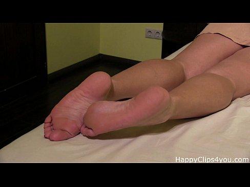 Mature Long Smelly Soles