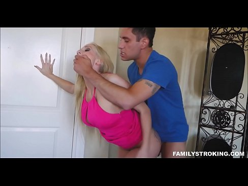 MILF Stepmom Christie Stevens Fucked By Son