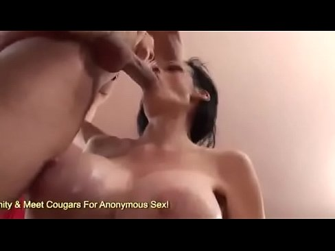 Sofia Stacks Has Her Huge Phony Tits And Hairy Pussy Destroyed By A Thick Boner